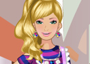Barbie Waitress
