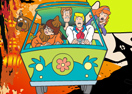Scooby-Doo The Mystery Machine Ride