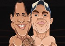 Slapathon: The Rock vs John Cena