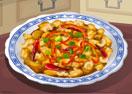 Frango Kung Pao: Aula de Culinária da Sara