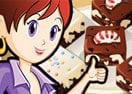 Walnut Fudge: Aula de Culinária da Sara