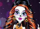 Skelita Calaveras Hair Spa and Facial