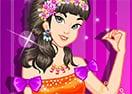 Jasmine Prom Makeup