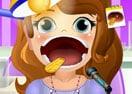 Cure Sofia's Mouth