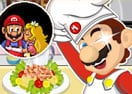 Mario Cooking Noodle