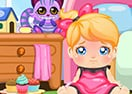 Baby Alice Sick Day