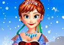Frozen Anna Natural Makeover
