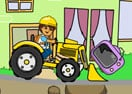 Diego Tractor: Cleaning The Environment
