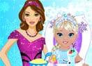 Elsa's Babysitter