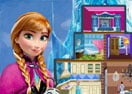 Decorate Frozen Castle