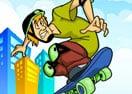 Jogo Scooby-Doo! High Jump Online Gratis
