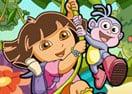 Jogo da Dora finds Boots