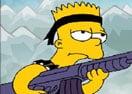 Bart Simpson Rambo Dwarf