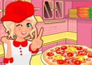 Mia's Cooking Series: Pizza