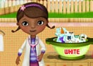 McStuffins Washing Clothes