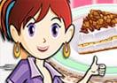 Torta de Banana Split: Aula de Culinária da Sara