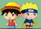 Naruto vc One Piece