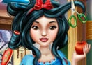 Jogo Snow White Real Haircuts Online Gratis