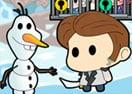 Olaf vs Prince Hans