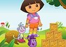 Dora Building Block