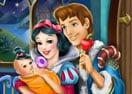 Snow White Baby Feeding