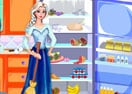 Elsa Fridge Cleaning