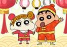 Crayon Shin-chan Chinese New Year