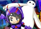 Big Hero 6 Vs Zombie Wat