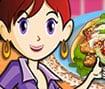 Gyro: Aula de Culinária da Sara