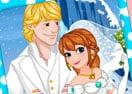Princess Anna Wedding Invitation