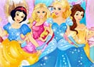 Disney Princess Birthday Party