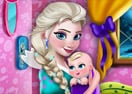 Elsa Mommy Room Deco