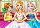 Rapunzel Wedding Princess