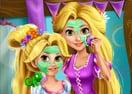 Transformação Real da Mamãe Rapunzel