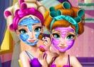 Transformação das Princesas de Frozen