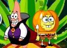 Bob Esponja - Defesa de Halloween