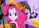 Equestria Girls - Transformação de Halloween