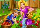 Jardinagem com a Mamãe Rapunzel