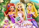 Festa de Casamento Rapunzel