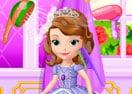 Princesinha Sofia: Tratamento Capilar