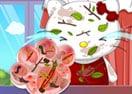 Hello Kitty Médico de Pé