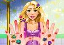 Tratamento nas Mãos da Rapunzel