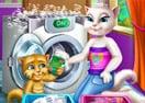 Angela e Ginger: Dia de Lavar Roupas