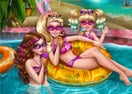 Super Barbie: Festa na Piscina