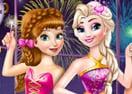 Ano Novo das Princesas em Nova Iorque