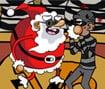 Papai Noel vs Ladrão