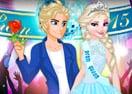 Elsa Dança do Colegial