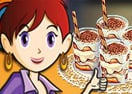 Taça de Tiramisu: Aula de Culinária da Sara