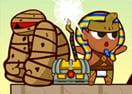Pharaoh Mummy Guard Treasures