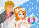 Anna Transformação para o Casamento de Inverno